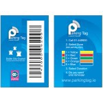 Prepaid Parking Sticker