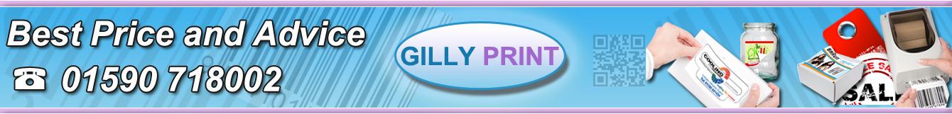 Gilly Print High Performance Labelling Lymington