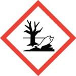CLP Aquatic Pollution Hazard Warning Label